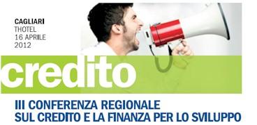 III Conferenza sul credito