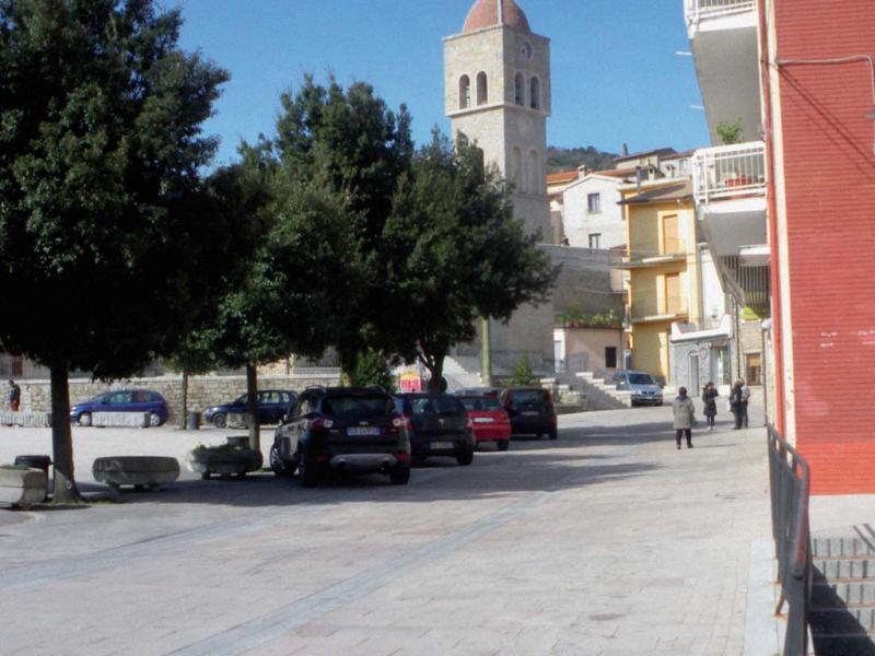 Comune di ollolai sa piazza progetto di for Progetti di costruzione commerciale gratuiti